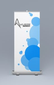 Roll-Up Banner Front