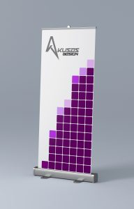 Roll Up Banner Side